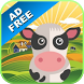 Farm Animal Sounds & Games by Brain Candy