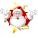 Santa's Sleigh Ride by Heilan Coo