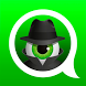 Agent Spy -No blue ticks, No last seen, Ghost Mode by Algi Studio Apps