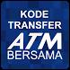 Kode Transfer ATM by GH-J Studio