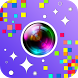 Glixel - Glitter and Pixel Effects Photo Editor by Iris Studios and Services