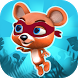 Jungle Bear Ninja Jump Game by Mad Quail