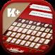 Santa Keyboard by Plus Themes