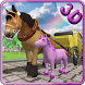 Pony Horse Carriage Transport by Mega Level Games