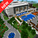 Modern Mansion map for MCPE by Fisher Studio