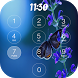 Butterfly password Lock Screen by davo-davo33