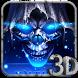 3D Grim Reaper Theme by HD Live Wallpaper 2017