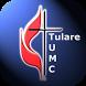 Tulare Methodist Church by Sharefaith