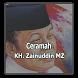 Ceramah KH Zainuddin MZ by Ronda Manungkal