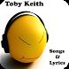 Toby Keith Songs & Lyrics by andoappsLTD