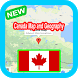 Canada Map and Geography