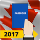 Canadian Citizenship Test 2016 by Oleg Barkov