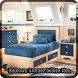 Bedroom Storage Design Idea by Julia Corwin