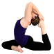 Yoga Stretches for Back Pain by Esterbi
