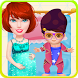 Newborn Baby Care - baby games by Newborn Baby Dress Up Makeup Nail Salon Girl Games