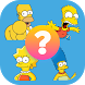 Guess the Simpsons characters by MackMedia