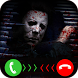 Fake Call From michael myers by <fitas