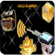 Gold Detector Scanner by Gold Scan
