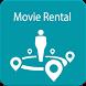 Nearby Near Me Movie Rental by King Coder