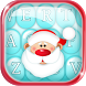 Santa Claus Keyboard Theme by Christmas Girl Fashion Apps