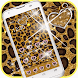 Leopard theme golden love by alien cool panther theme for Mr magic bubble