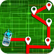 Cell Phone Location Tracker by sagaapps