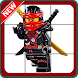 Puzzle Games of Lego Ninjago Toys