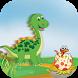 Kid Running Dinosaur Adventure by SAMATCHISTUDIOS