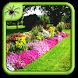 Flowers Garden Arches Design by Black Arachnia