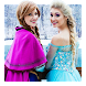 Anna Elsa Puzzle by Puzzle Games For Girls