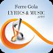 The Best Music & Lyrics Ferre Gola
