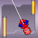 FlappySpider - Rope Swing Physics by colabomsoft