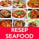 Resep Masakan Seafood Pilihan by NivelaStudio