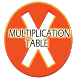 Multiplication Table by Issa Daoud