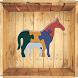 Wooden Jigsaw - animals by lwc studio