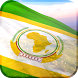 Flags of Africa Live Wallpaper by Kittehface Software