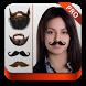 Mustache Women Hair Style by Apkuma