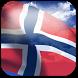 3D Norway Flag by App4Joy