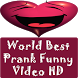 World Best Funny Prank HD Video Collection by MR Apps Dev