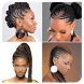 African Women Hairstyles by Aul Annova