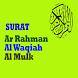 Alwaqiah Arrahman AlMulk by pilihbayar.com
