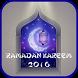 Ramadan Kareem 2016 by Tototomato