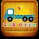 汽車城市 - 注音符號兒童遊戲 by lwc studio