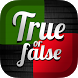 True or False Quiz Fun Game by Chocolate Lab Games