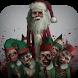 Zombie Santa by sofake