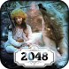 2048: Fantasy Land by Difference Games LLC