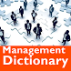 Management Dictionary by Apps Artist