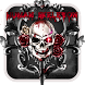 Skull queen rose blood darkness launcher by Enjoy the free theme