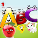 Kids Alphabets And Number by FingerTap Software Solution