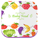 Baby Food Recipes Guide by SnippyApps